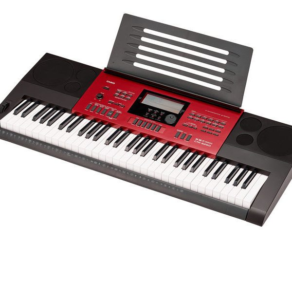 CASIO CTK 6250 1